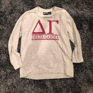 Sweaters - Delta Gamma Sorority Sweatshirt